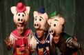 Os Três Porquinhos – O Musical