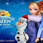 Comidinhas + Teatro: Frozen de Natal, O Musical