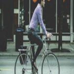 Andar a pé, de bicicleta ou de trem para o trabalho, em vez de dirigir associado a menor risco de morte e doença
