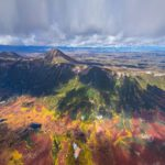 Caldeira vulcânica de Uzon, Kamchatka, Rússia – Tour Virtual