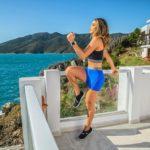 Bailarina do Faustão é estrela da campanha de lançamento doShorts Hi-Tech Feminino