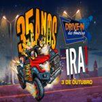 Aniversário de 35 anos da 89 A Rádio Rock com Ira! – Evento Drive-in