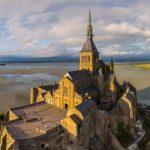 Abadia de Mont Saint-Michel, França – Tour Virtual