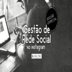 EA- Gestão de Rede Social no Instagram – Evento Online