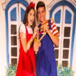 Espetáculo Sítio do PicaPau Amarelo – Evento Online