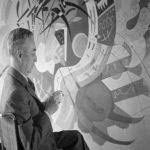 É possível escutar esse quadro de Kandinsky através do projeto do Google que permite ouvir cores