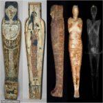Arqueólogos encontram 1ª múmia grávida do mundo