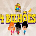 O grupo cristão infantil 3 Palavrinhas conquista a marca de 4 bilhões de visualizações no canal do Youtube