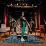 Arte Talk Show estreia com Mel Lisboa  no comando. Programa de entrevistas  sobre Arte e Cultura.