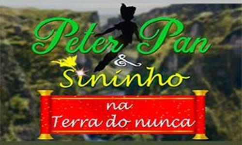 Peter Pan E Sininho Na Terra Do Nunca Dica Da Diversão